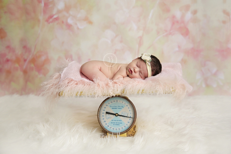 Oro Valley Newborn Baby Photographer