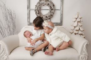 oro valley christmas baby pictures